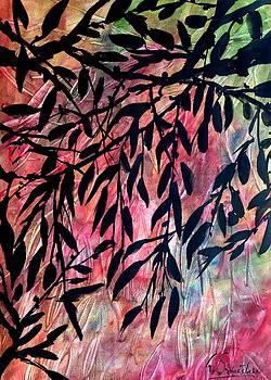 Autumn's silhouettes by Garima Srivastava
