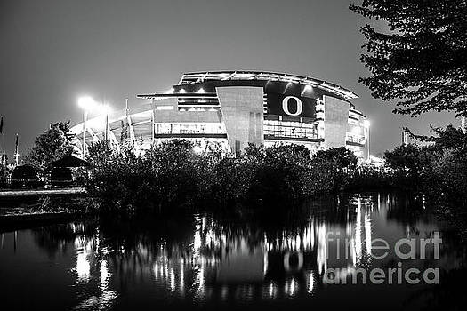 Autzen 2017BW by Michael Cross