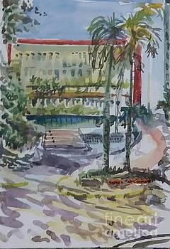 Av. Paulista - Trianon MASP by James McCormack
