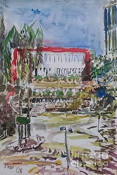 Av. Paulista - Trianon MASP No. 2 by James McCormack