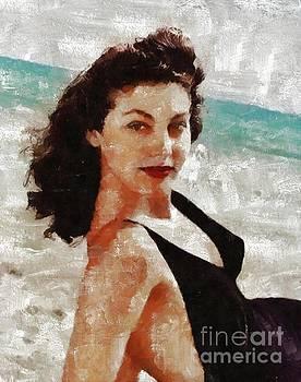 Mary Bassett - Ava Gardner, Vintage Actress