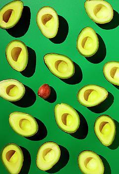 Avocados by Mark Wagoner