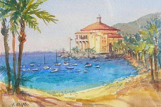 Avalon, Catalina by Tamara Keiper