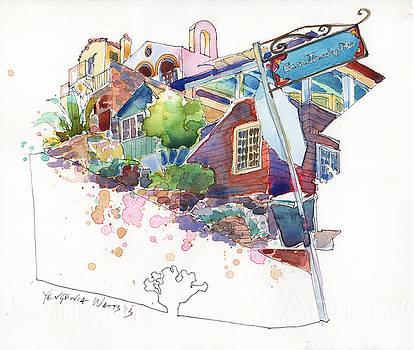 Avalon, East Whittley Avenue by Yevgenia Watts