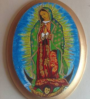 Ave Maria by Mireille Damicone