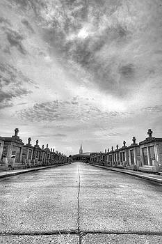 Avenue of Souls by George Rey