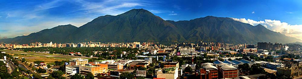 Avila Panoramic by Bibi Rojas