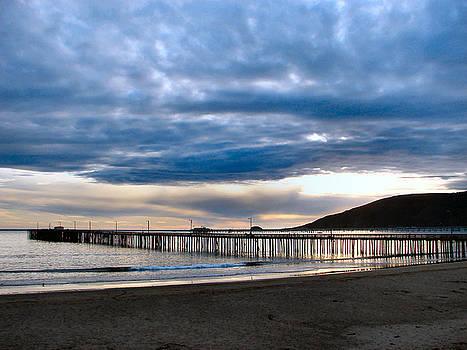 Avila Pier by Dana Patterson