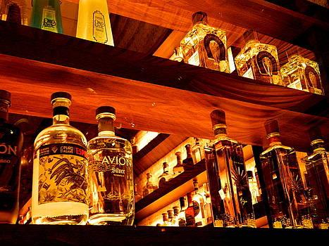 Avion Tequila Display by Arlane Crump