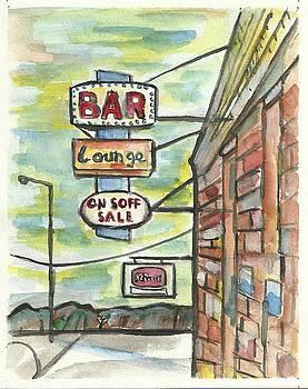 Avoca Bar by Matt Gaudian