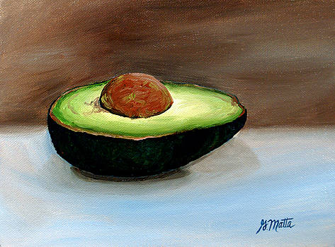 Avocado by Gretchen Matta