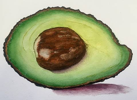 Avocado by Sharon Gerber