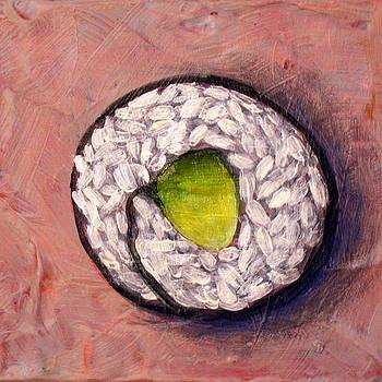 Janelle Schneider - avocado sushi 03