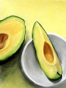 Avocados by Maria Mills