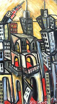 Jon Baldwin  Art - Avogadro