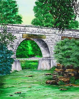 Avon 5 Arch Bridge by Christopher Keeler Doolin