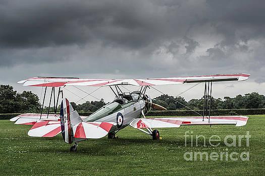 Avro Tutor K3241 by Simon Pocklington