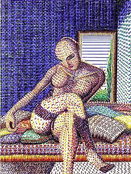 Awaken Woman by Daniel Ribeiro