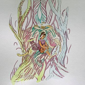 Aware of Three Angels by Bruce Zboray