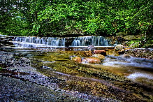 Dave Hahn - Awosting Falls II