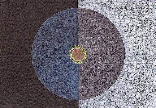 Awry Eye On The Sky by Al Goldfarb