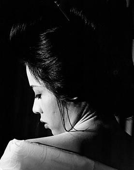 Ayako Wakao by Dan Twyman