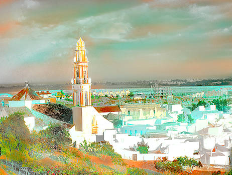 Ayamonte II by Alfonso Garcia