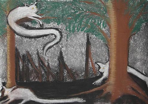 Aye Aye in Absentia by Darkest Artist