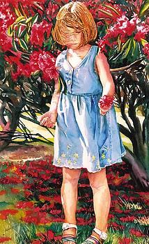 Azaleas by Maureen Dean