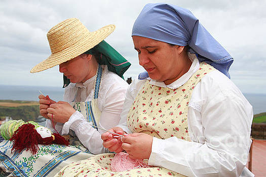 Gaspar Avila - Azorean craftswomen