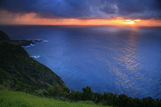 Gaspar Avila - Azores islands sunset