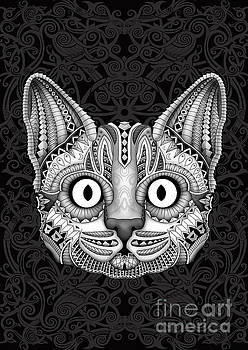Aztec Cat by Three Second