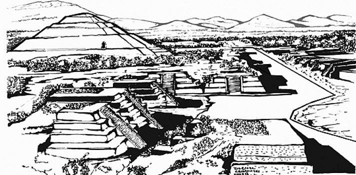Aztec by Dariusz Kronowski