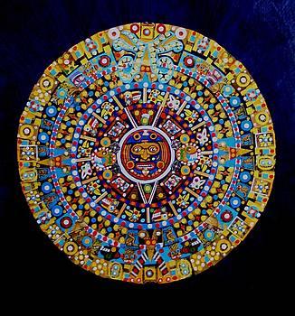 Aztec Neon by Bob Craig