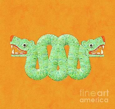 Pierre Blanchard - Aztec Serpent
