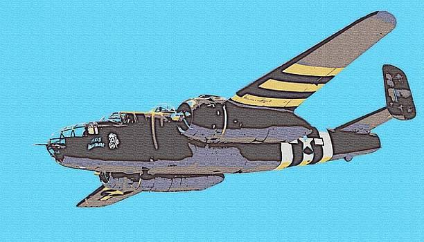 Kevin  Sherf - B-25 Mitchell