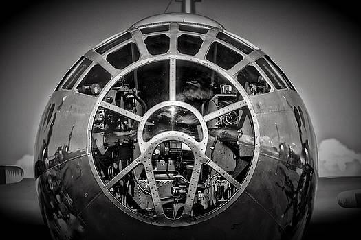 B-29 by Richard Gehlbach