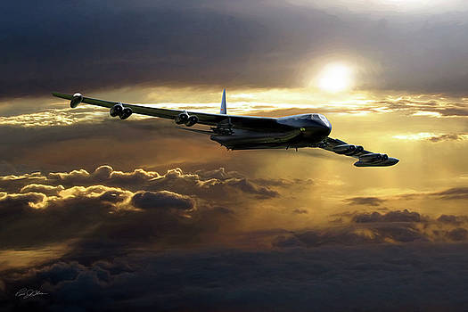 B-52 The Power Of Zeus by Peter Chilelli