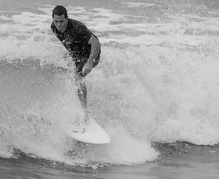 B and W in the Surf by BG Flanders
