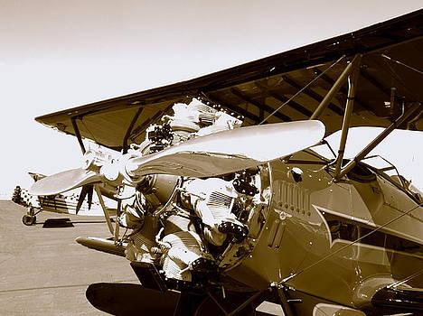 B-planes by John Thomas