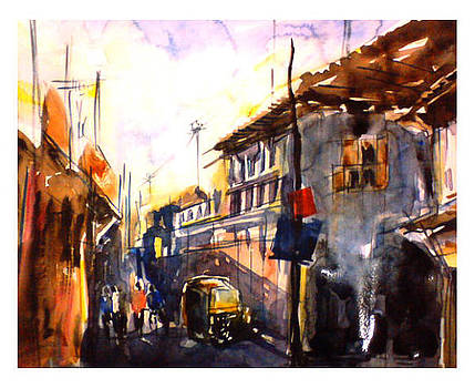 B by Sijimon Siddique