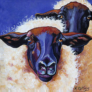 Ba Ba Black Sheep by Rose Collins