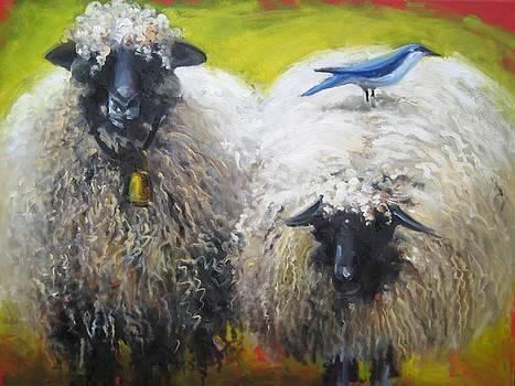 BaaBaa Black Sheep by Susan Jenkins