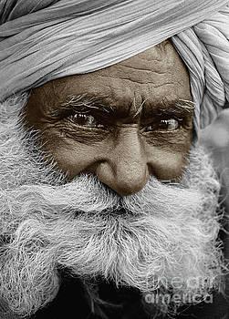 Craig Lovell - Baba Ji - Pushkar, India