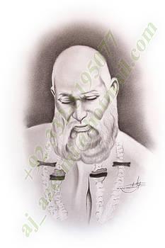 Baba Tajuddin Nagpuri India by Asif Javed Azeemi