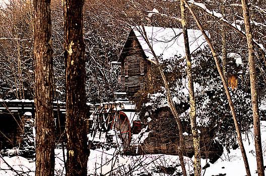 Babcock Mill by Cindy Adams