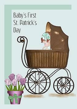 Babies First St. Patrick's Day by Rosalie Scanlon