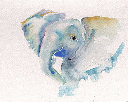 Baby Blue by Cher Clemans