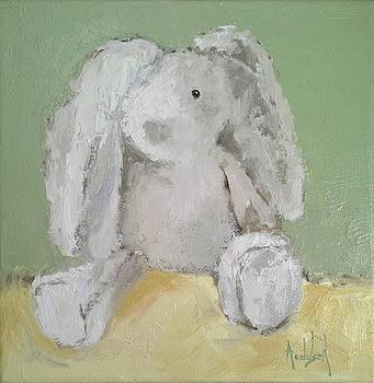 Baby Bunny by Barbara Andolsek