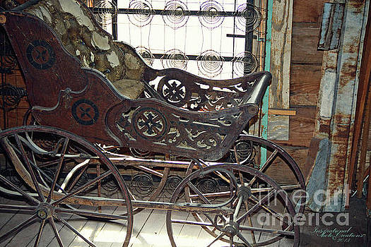 Baby Carriage by Inspirational Photo Creations Audrey Woods
